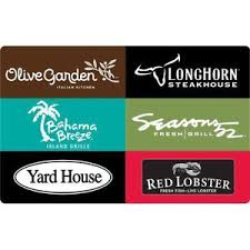 restaurant gift cards online buy a 50 darden restaurants gift card get a bonus 10 code