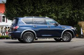 frontier nissan 2018 the 2018 nissan armada platinum reserve has a feature all suvs