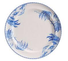 dinner plate set of 4 pottery barn