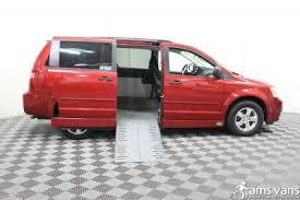 dodge cer vans for sale wheelchair vans for sale side rear conversions ams vans