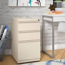 Mobile File Cabinet Rolling Filing Cabinets You Ll Wayfair