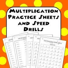best 25 multiplication drills ideas on pinterest multiplication