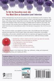 Executive Creative Director Job Top Notch Executive Interviews How To Strategically Deal With