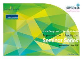 irish congress of trade unions northern ireland committee home
