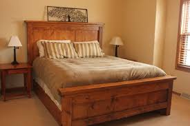 bed frames bed frame woodworking plans king size bed frame with