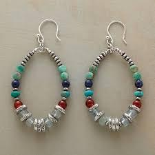 dramatic earrings 376 best hoop earrings images on hoop earrings