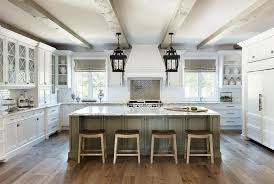 Kitchen With Grey Floor by White Kitchen With Grey Cooktop Tiles Transitional Kitchen