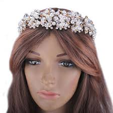 hair accessories for prom bridal headpieces hair accessories rhinestone
