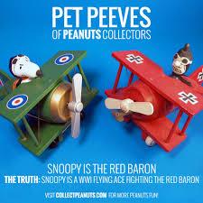 pet peeves of peanuts collectors collectpeanuts com