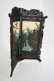 antique room divider antique japanese 19th century folding screen room divider at 1stdibs