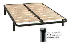 bed bases gami bed base 27 slats w soundproofing sockets xiorex