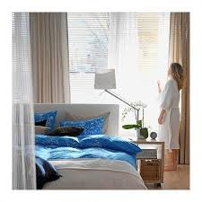 Ikea Ritva Curtains Brand New Ikea Ritva Window Curtains 57x98 White Gray Red Blue