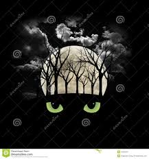 haunting halloween background haunting halloween forest royalty free stock image image 11066216