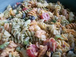 easy yummy pasta salad recipes food next recipes
