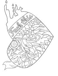 free printable color pages 50 free printable swear coloring pages at swearstressaway com