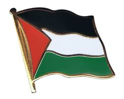 Palistinian Flag Palestine Flag Pin Badge 1 X 1 Inch Best Buy Flags Co Uk