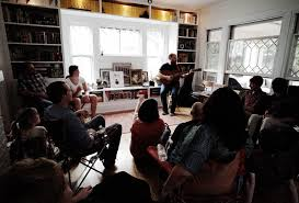david bazan living room tour keep smiling bazan living room show