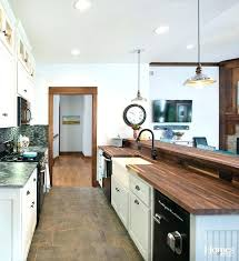 ideas for small galley kitchens galley kitchen with peninsula small galley kitchen in traditional