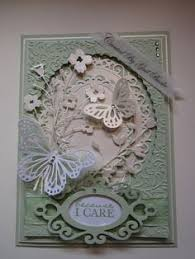 memory box and spellbinders dies created by gail burke my cards