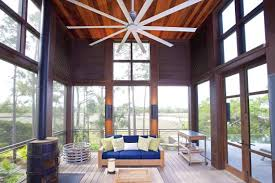 ceiling fan size for large room what size ceiling fan is correct for the space mk and company