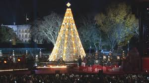 photos white house national tree lighting 2015 wboy