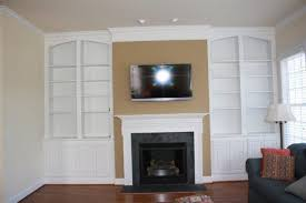 Fireplace Mantels With Bookcases Download Wall Units With Fireplace Gen4congress Com
