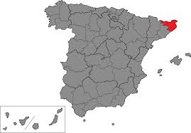 Girona Spain Map by Girona Spanish Congress Electoral District Alchetron The Free