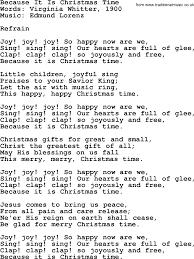 merry merry lyrics cards