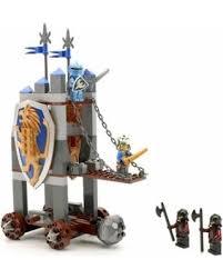 siege lego slash prices on lego knights kingdom king s siege tower