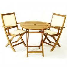 buy amir royalcraft york folding hardwood bistro set with 2