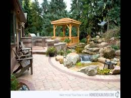 backyard townhouse backyard landscaping