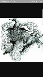pin by mathias haverbeck on wizard tattoo pinterest wizard