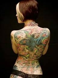 tattoo girl in the back 40 best tattoos images on pinterest tattoo girls tatoos and