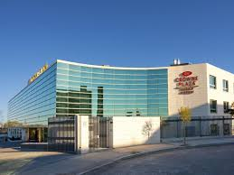 Madrid Airport Map Best Price On Crowne Plaza Madrid Airport In Madrid Reviews