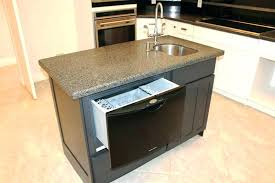 portable kitchen island with sink portable kitchen island with sink kitchen amusing portable island