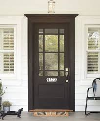 House Entrance Designs Exterior 25 Best Black Front Doors Ideas On Pinterest Black Exterior