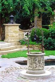 Wishing Well Garden Decor Very Cool Old Fashioned Well Farm Pinterest Gardens Yards