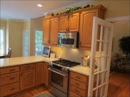kitchen dark wood kitchen cabinets kitchen paint colors with