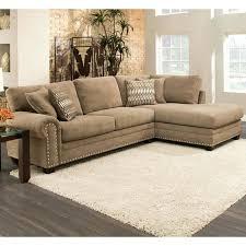 Chenille Sectional Sofas Chenille Sectional Sofas S Color Hazelnut Brown Chenille