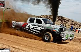 Ford Diesel Drag Truck - gauges