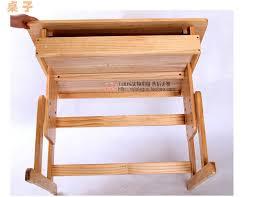 Wooden Student Desk Children Learn To Lift Student Desk Desk Wooden Writing Desk Study