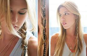 hippie hair wraps like a hair wrap but better