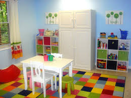 Kids Playroom Rugs by Wonderfully Colorful Playroom Inspiration The Smartest Parents