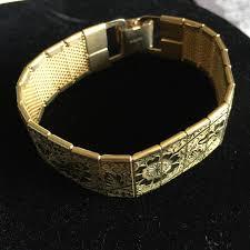 gold tone bracelet images Sarah coventry jewelry vintage gold tone bracelet poshmark jpg