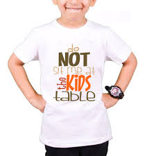 thanksgiving gobble kids thanksgiving shirts promotion shop for promotional kids