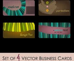 free adobe illustrator template trading cards free vector download