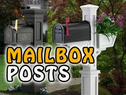 easy decorative mailbox posts low cost mailbox covers here