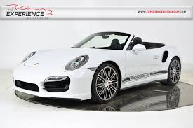 Porsche 911 Turbo - used 2015 porsche 911 turbo cabriolet for sale fort lauderdale fl