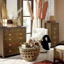 chambre style colonial chiffonnier en bois massif petit meuble à l esprit colonial