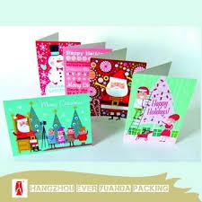 2016 cheap greeting card printing new paper magic group birthday